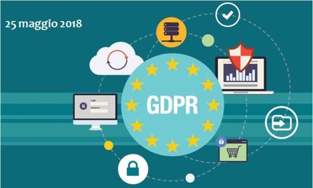 GDPR-Regolamento-tutela-dati-personali
